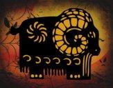 Signo de la cabra