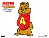 Alvin de Alvin y las Ardillas