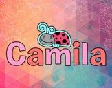 Dibujo Camila pintado por Luciaa99