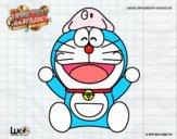 Doraemon feliz
