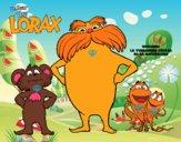 Lorax y sus amigos