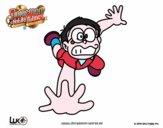 Nobita cayéndose