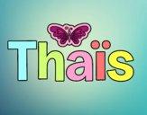 Dibujo Thais pintado por Luciaa99