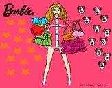 Barbie de compras