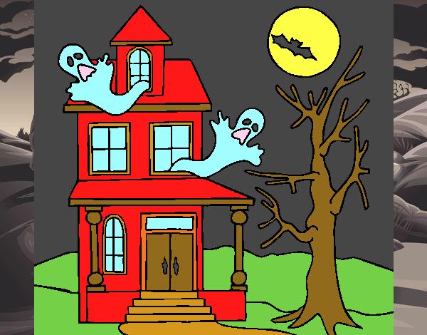 Casa fantansma