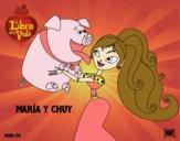 María y Chuy