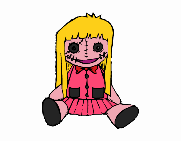 Muñeca terrorífica