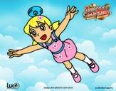 Shizuka volando