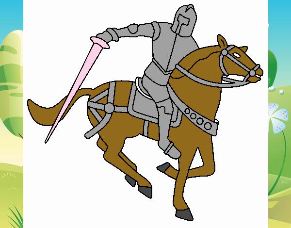 Caballero a caballo IV