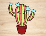 Cactus corazón