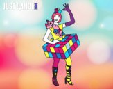 Chica Just Dance