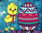Dibujo de Pascua
