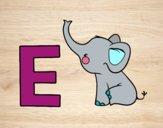 E de Elefante