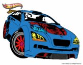 Hot Wheels Megane Trophy