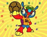 Mascota Fuleco