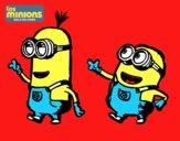 Minions - Tom y Dave