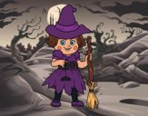 Pequeña bruja