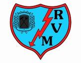 Escudo del Rayo Vallecano de Madrid