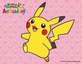 Pikachu en Pokémon Art Academy