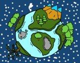 Planeta natural