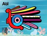 Los días aztecas: el agua Atl
