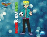 Mark Evans adulto