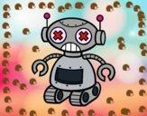 Muñeco robot