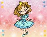 Joven princesa