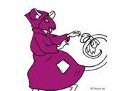 La ratita presumida 7
