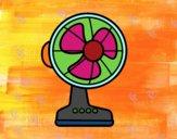Un ventilador