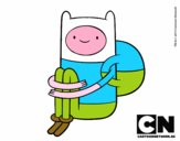 Finn sentado