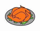 Pollo al ast