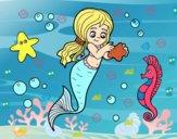 Sirena preciosa