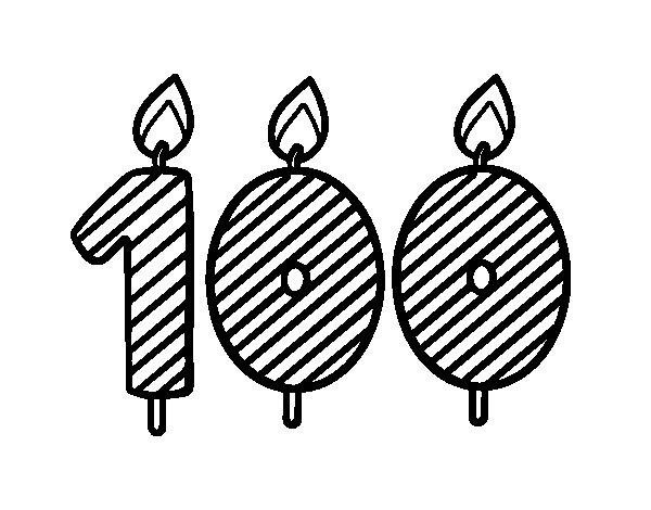 100 Dibujo De Numeros 100 Yasminroohi