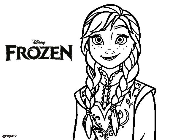 Image Dibujo Para Imprimir De Elsa Frozen Download