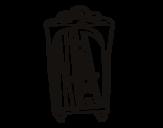Dibujo de Armario ropero para colorear