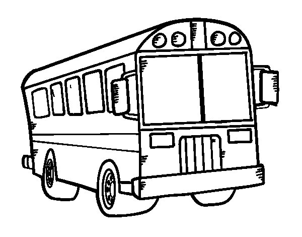 Autobuses Dibujos Para Ninos - SEONegativo.com