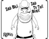 Dibujo de Bad Bill