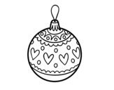 Dibujos de Adornos navideños