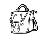 Dibujo de Bolso mochila