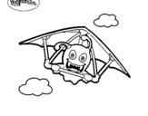 Dibujo de BooMonsters 1 para colorear