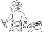 Dibujo de Cazador III para colorear