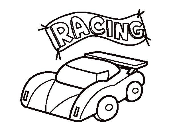 Coches para colorear y pintar wv escarabajo en dibujos - Empapelar coche para pintar ...
