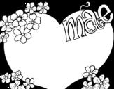 Dibujo de Corazón mae