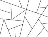 Dibujo de Dibujo abstracto para colorear