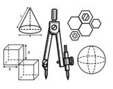 Dibujo de Dibujo técnico para colorear
