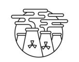 Dibujo de Energía Nuclear