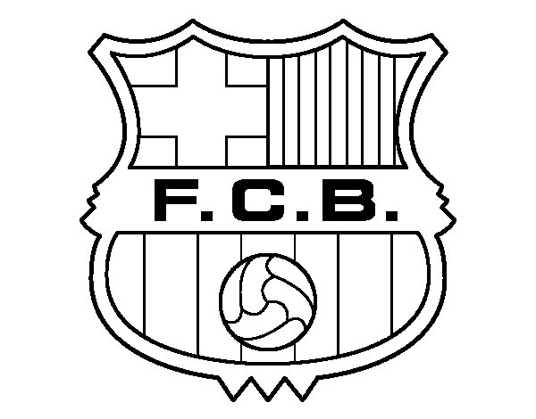 soccer coloring pages neymar barcelona - photo#27