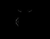 Dibujo de Escudo del Villarreal C.F. para colorear