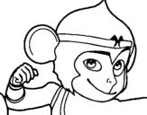 Dibujo de Fahn 2 para colorear